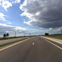 Cruising on Polk County Roads