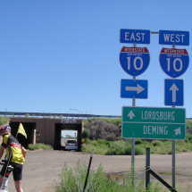 I-10 Out West