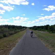 Roads that feel like Bike Trails