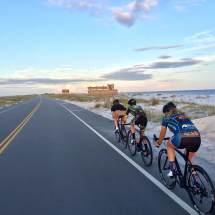Pensacola Cycling Classic Warm Up