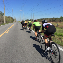 Polytechnic Group Training Ride