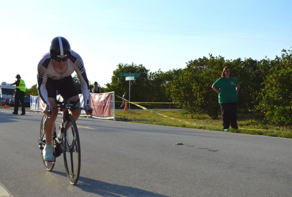 Chain of Lakes Time Trial Record Holder